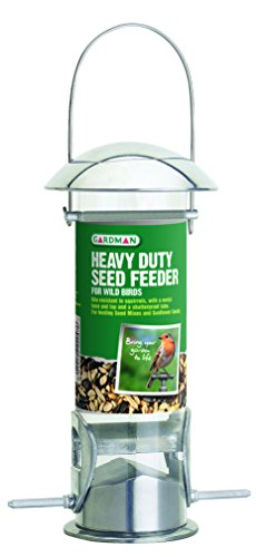 Gardman Wild Bird Heavy Duty Seed Feeder Test