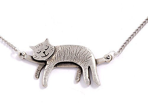 st-justin-pewter-sleeping-cat-necklace-18