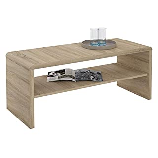 IDIMEX Meuble TV, table basse LOUNA, 6 coloris disponibles