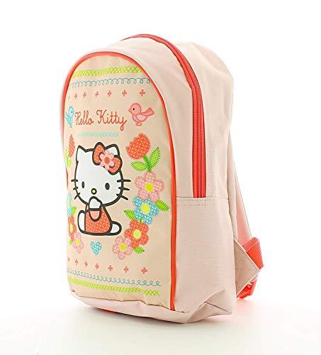 ucksack für Mädchen/rosa/perfekt für Kindergarten und Vorschule / 100% Polyester/Home Sweet Home Serie ()