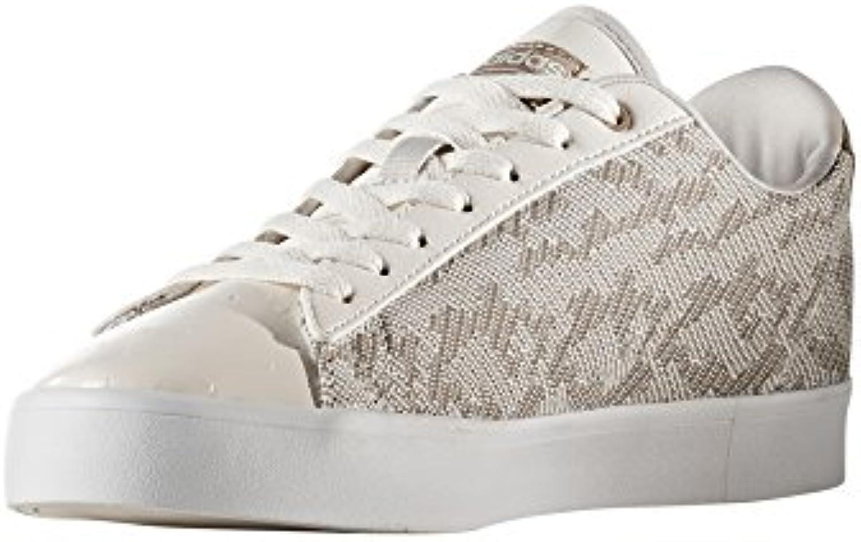 Adidas CF Daily Qt Cl W, Zapatillas de Deporte para Mujer, Varios Colores (Blatiz/Griper/Roshel), 39 1/3 EU