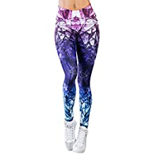 VJGOAL Characteristic Print Sweatpants Women Sports Gym Yoga Workout Mid Waist Running Pants Fitness Elastic Leggings