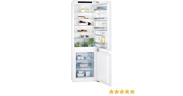 Aeg Kühlschrank Gefrierkombination Einbau : Aeg scs f einbau kühl gefrier kombination a kühlen