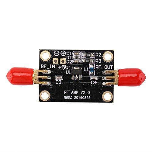 LNA 0,05-4GHz Bandbreite NF = 0.6dB HF Verstärker FM HF VHF / UHF Ham Radio Vhf-uhf-repeater