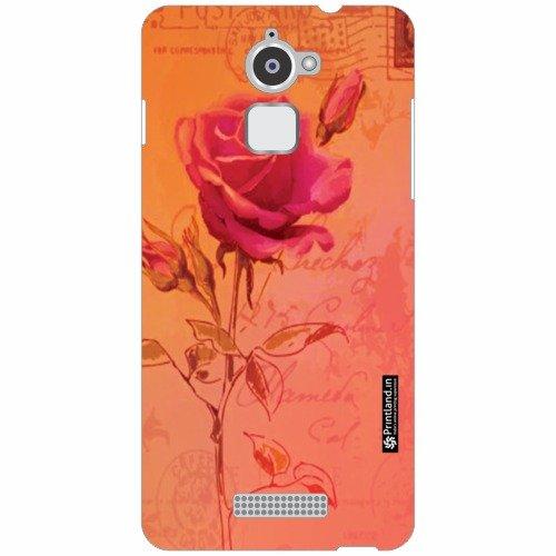 Coolpad Note 3 Lite Back Cover - Flower Designer Cases