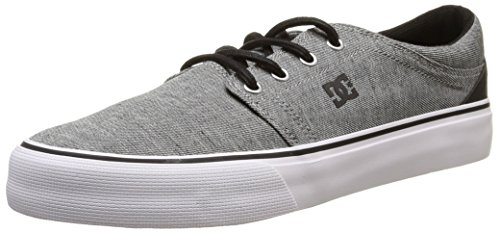 DC Shoes Trase TX Se M, Sneaker Uomo Grigio (Gris (Granite))