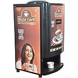Sujacafe Coffee Vending Machine, 25 KG, Black