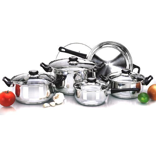 12pc-stainless-steel-pan-pot-cookware-saucepan-set