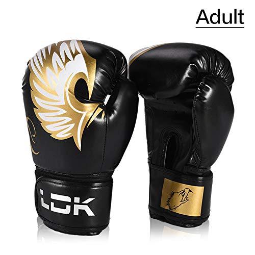Boxhandschuhe für Das Training Punching Sparring Punching Bag Boxsack Handschuhe Punch Bag Handschuhe Muay Thai Kickboxing MMA Kampfsport Workout Handschuhe Männer Boxing Trainingshandschuhe