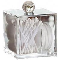 janilec ah315-c Boîte Cube en acrylique, 90mm L x 90mm L x 120mm H