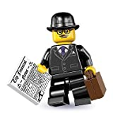 LEGO Minifigures Series 8 - Business Man (opened)