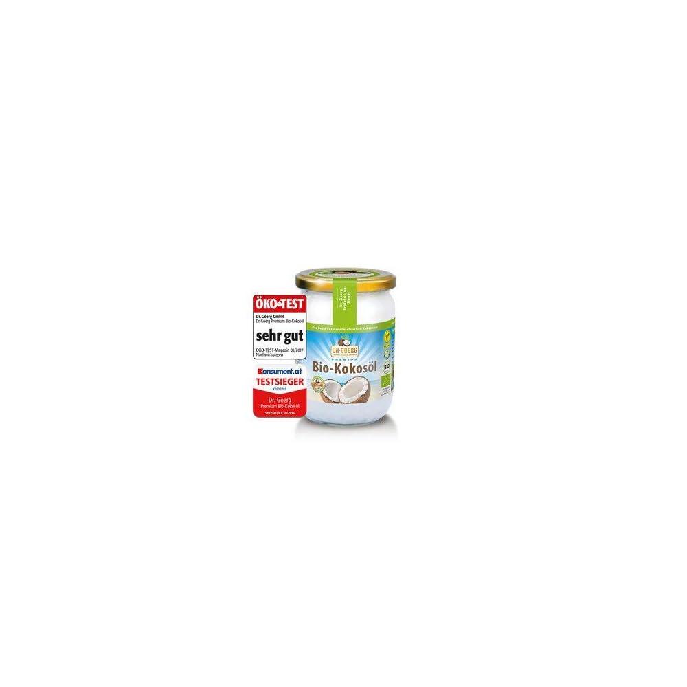 Dr Goerg Premium Bio Kokosl 2er Pack 2 X 500 Ml