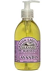Oléanat Savon Liquide Bio à l'Huile Essentielle de Lavandin 300 ml