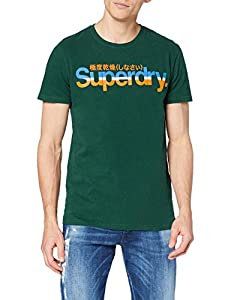 Superdry Cl Vintage Stripe tee
