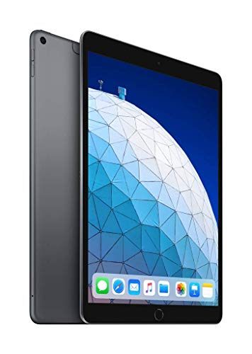 "Apple iPad Air - Tablet (26,7 cm (10.5""), 2224 x 1668 Pixeles, 256 GB, 3G, iOS 12, Gris)"