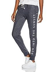 Roxy Skin In Lov - Pantalón de chándal para mujer, color negro, talla XS