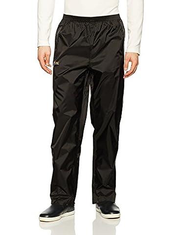 Regatta Men's Pack It Waterproof Over Trouser - Black, Small