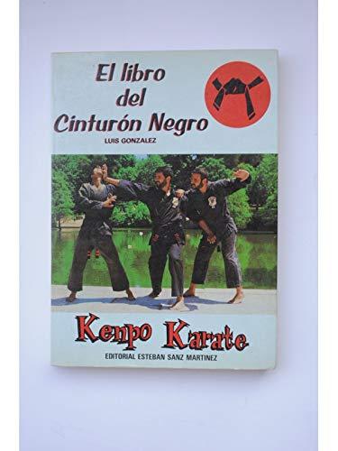 Kempo karate (el libro del cinturon negro)