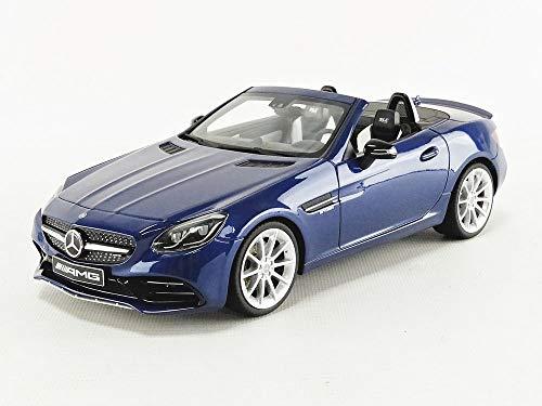 Gt Spirit GT233 - Coche en Miniatura, Color Azul