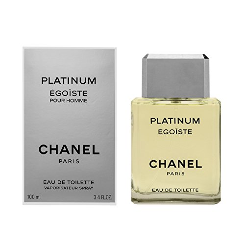 Chanel Platinum Egoiste Pour Homme Agua de Colonia Spray - 100 ml