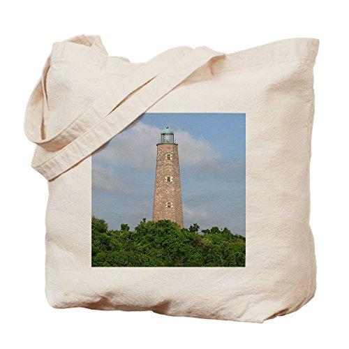 Cape Henry Lighthouse (CafePress Umhängetasche Cape Henry Lighthouse M khaki)