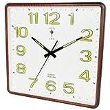 Wall Clocks Orologio da parete campana famiglia pendolo Salotto mute orologio da calendario perpetuo moderno camera da letto grafici a parete luminosa con orologio al quarzo 6823 modelli ordinari luminosi