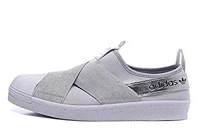 Adidas Superstar slip on Women's Running Shoes (USA 7.5