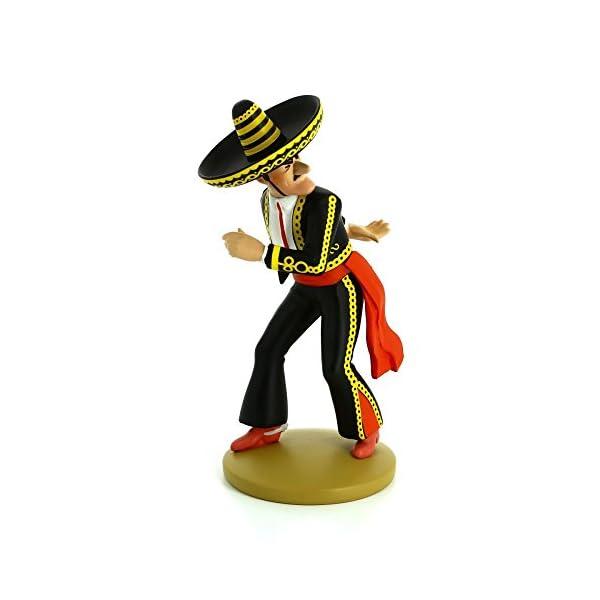Moulinsart Figura de colección Tintín Alcázar Lanzador de Cuchillos 42203 (2016) 1