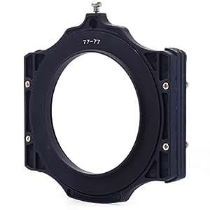 XCSOURCE® Porte-filtre + Anneau 77-77 pour Lee Tiffen Singh-Ray Cokin Z Series 4X4 4X6 LF405