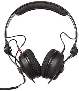 Sennheiser HD 25 II - Closed Headphone for ENG/DJ Use with Split Headband