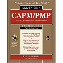 By Phillips, Joseph ( Author ) [ Capm/Pmp Project Management Certification All-In-One Exam Guide, Third Edition (Revised) By Sep-2013 Hardcover