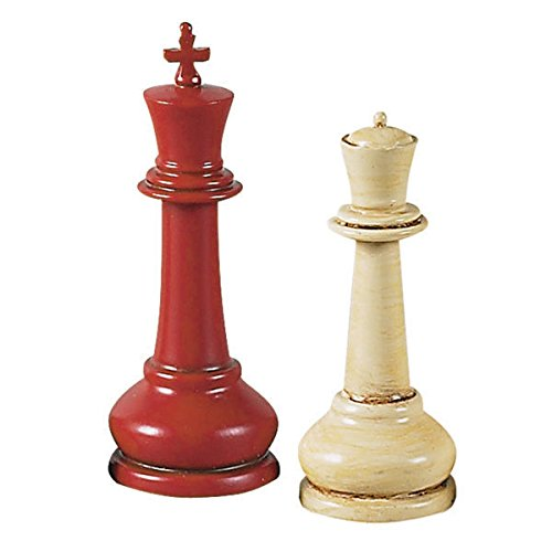 Authentic Models GR021 - Schachfiguren-Set - Classic Staunton Chess Set