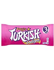 Fry's Turkish Delight, 3 x 51g