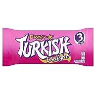 Fry's Turkish Delight, 3 x 51g