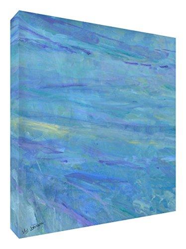 Feel Good Art Gallery Wrapped Nursery Box Canvas (Lewis, Medium, 30 x 40 x 4 cm) -