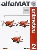 AlfaMAT. Aritmetica-Geometria-Quaderno per le competenze. Per la Scuola media. Con e-book: 2