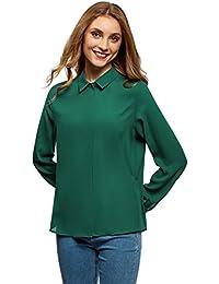 Suchergebnis auf Amazon.de für  Grün - Blusen   Tuniken   Tops, T ... c8faf6386c