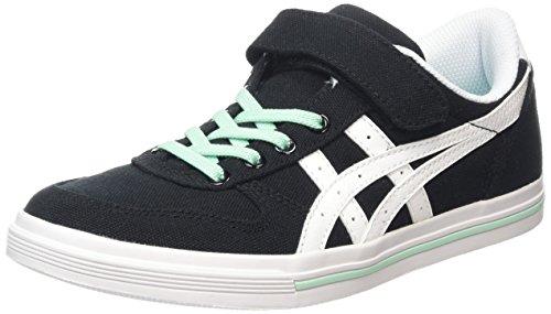 asics-aaron-ps-boys-low-top-sneakers-black-black-white-9001-2-uk-35-eu