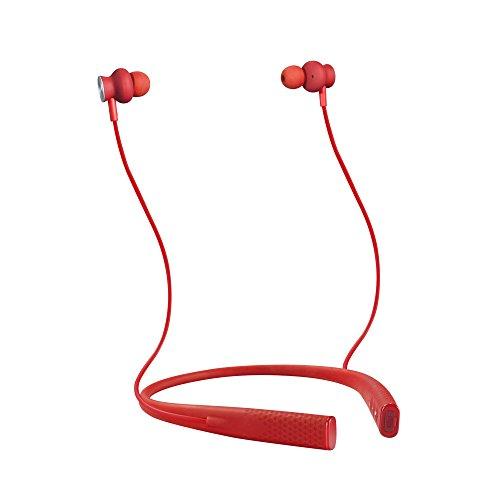 Cuffie Bluetooth con Archetto da Collo Auricolari Sportivi Wireless con  Microfono Impermeabili IPX5 HD stereo A 93de9d57faab