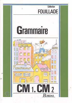 Grammaire : CM1, CM2