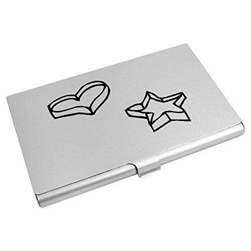 CH00005359      Diseño original por Yasmin Morris.   Mantenga las tarjetas protegidas con este soporte de tarjeta de aluminio sofisticado y ligero.   La tapa cuenta con un diseño de uno de nuestros diseñadores con talento; una gran manera de ...