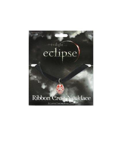 Cullen Twilight Kostüm - Twilight Eclipse - Cullen Wappen Halsband, Modeschmuck, Kette mit Anhänger