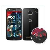 atFolix Schutzfolie passend für Lenovo Motorola Moto Z Play Folie, entspiegelnde & Flexible FX Bildschirmschutzfolie (3er Set)