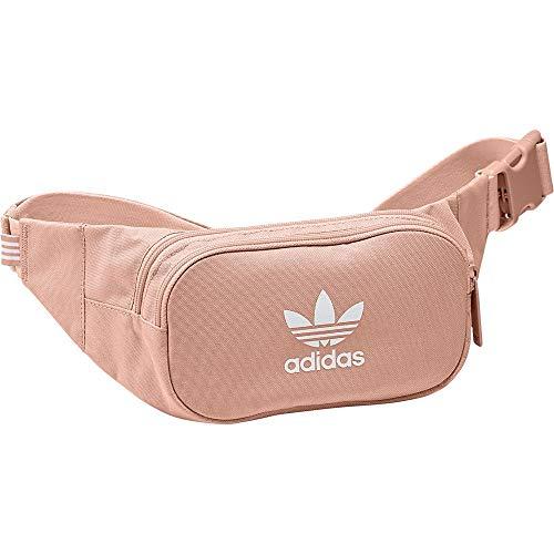adidas Unisex-Erwachsene ESSENTIAL CBODY Rucksack, Pink (Rospol), 17x15x25 Centimeters - Low-taschen