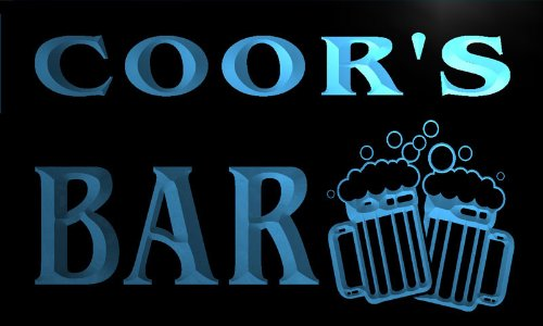 w041805-b-coor-name-home-bar-pub-beer-mugs-cheers-neon-light-sign-barlicht-neonlicht-lichtwerbung