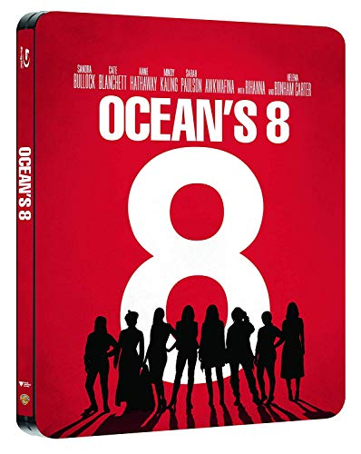 Ocean's Eight - Steelbook (Blu-Ray)