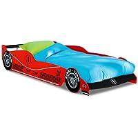 Le rêve de tous les enfants : le lit en forme de Formule 1 ultra-rapide Ce lit pour enfant au design de voiture Formule 1 assure à la fois un grand confort et un sommeil optimal à votre enfant. Le lit réveille le pilote qui sommeille en chaque enfant...