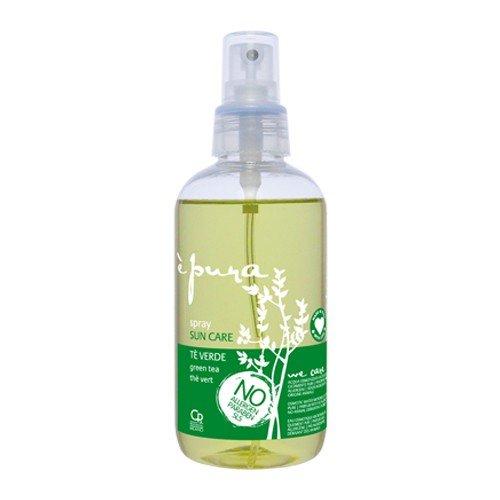 È pura - sun care spray solare protettivo - trattamento di protezione dal sole per capelli colorati e trattati - mantiene colori brillanti - con filtri uv - 200 ml