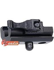Zeadio rápido separa, adaptador montaje del bípode para 20mm Picatinny / Weaver carril, ZBP-KCA