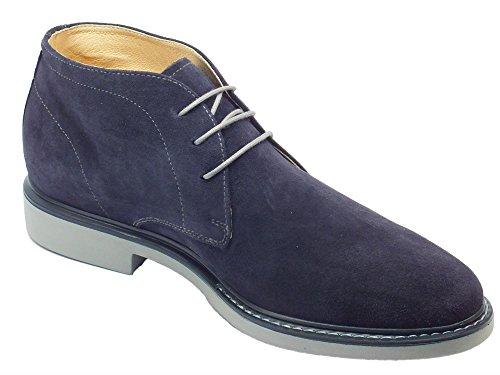 Nero Giardini P800183u Camo Colorado Indios, Chaussures de Ville à Lacets Pour Homme Colorado Indios
